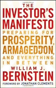 The best books on Investing - The Investor's Manifesto by William J. Bernstein