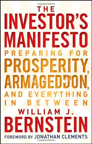 The best books on Investing - The Investor's Manifesto by William J. Bernstein