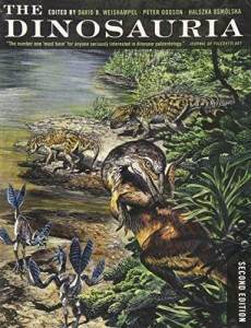 The best books on Dinosaurs - The Dinosauria (Second Edition) by David B Weishampel, Peter Dodson, and Halszka Osmólska