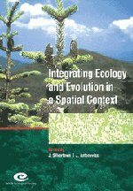 The best books on Plants - Integrating Ecology and Evolution in a Spatial Context by Jonathan Silvertown