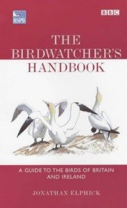 The best books on Birds - The Birdwatcher's Handbook by Jonathan Elphick