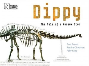 The best books on Dinosaurs - Dippy, The Tale of a Museum Icon by Paul Barrett