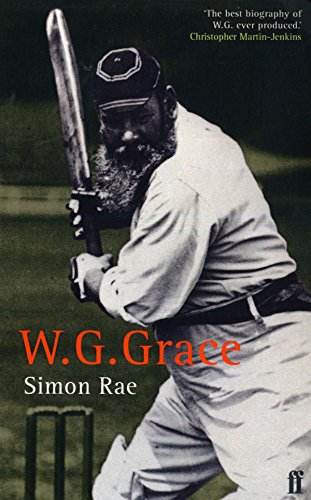 The best books on Sportsmanship and Cheating - W G Grace by Simon Rae