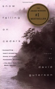 The Best Legal Novels - Snow Falling on Cedars by David Guterson
