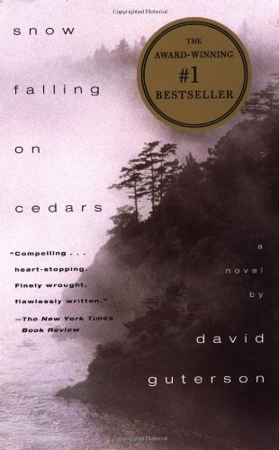 The best books on Legal Novels - Snow Falling on Cedars by David Guterson