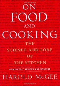 The best books on His Fast Food Philosophy - On Food and Cooking by Harold McGee