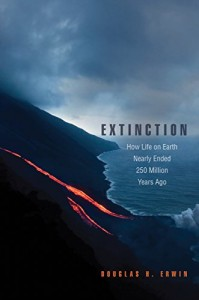 The best books on Palaeontology - Extinction by Douglas H Erwin