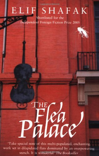 The best books on Turkey - The Flea Palace by Elif Shafak