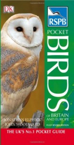The best books on Birds - The RSPB Pocket Birds by Jonathan Elphick & Jonathan Elphick with John Woodward