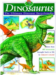 The best books on Dinosaurs - Dinosaurus by Paul Barrett