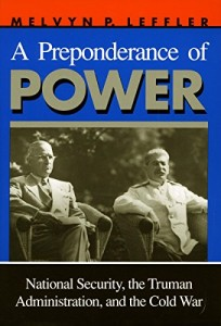 The best books on The Rise and Fall of America - A Preponderance of Power by Melvyn P Leffler