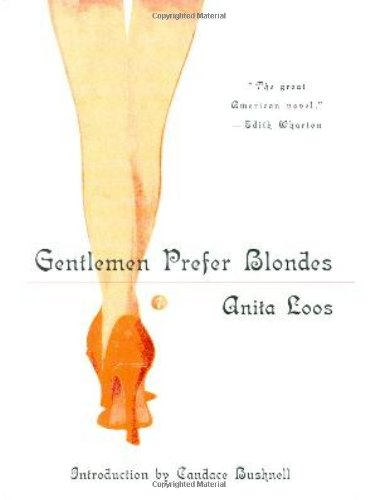 Rabbi Lionel Blue chooses his Favourite Books - Gentlemen Prefer Blondes by Anita Loos