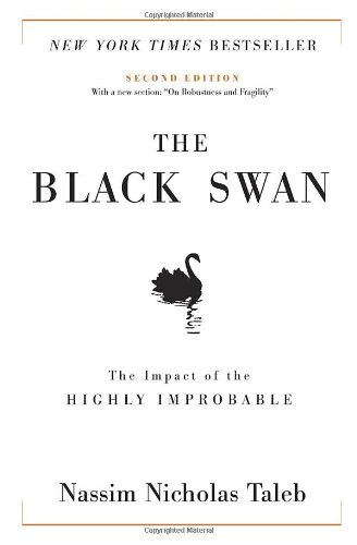 The best books on Investing - The Black Swan by Nassim Nicholas Taleb