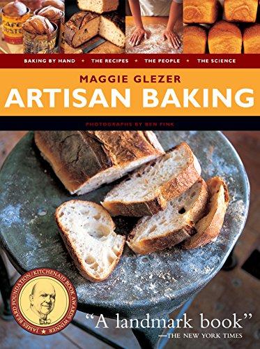 Wonderful Cookbooks - Artisan Baking by Maggie Glezer