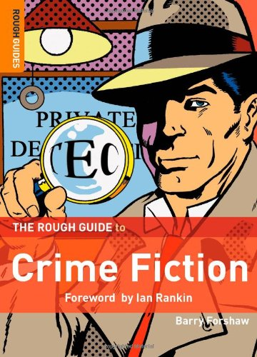 The best books on Film Noir - The Rough Guide to Crime Fiction by Barry Forshaw