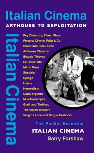 The best books on Film Noir - Italian Cinema by Barry Forshaw