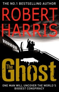 The best books on Human Rights - The Ghost by Robert Harris