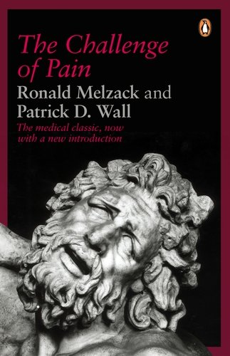 The best books on Pain - The Challenge of Pain by Ronald Melzack and Patrick Wall