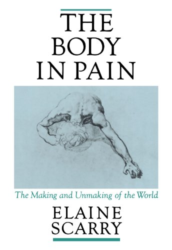 The best books on Pain - The Body in Pain by Elaine Scarry