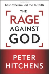 The Best Anti-Communist Thrillers - The Rage Against God by Peter Hitchens