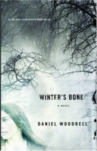 The best books on Human Dramas - Winter's Bone by Daniel Woodrell