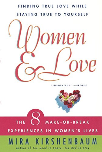 The best books on Relationship Therapy - Women & Love by Mira Kirshenbaum