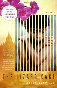 The best books on Describing Burma - The Lizard Cage by Karen Connolly