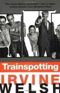 Irvine Welsh recommends the best Crime Novels - Trainspotting by Irvine Welsh
