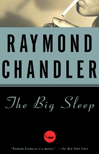 Simon Brett recommends the best Whodunnits - The Big Sleep by Raymond Chandler