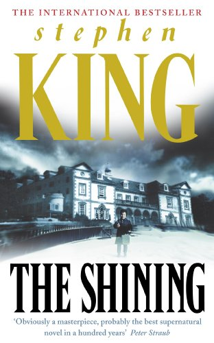 Daisy Johnson on Books That Influenced Her - The Shining by Stephen King
