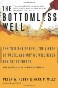 The best books on Technology and Optimism - The Bottomless Well by Peter W Huber and Mark P Mills