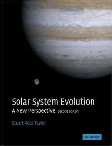 The best books on Meteorites - Solar System Evolution, A New Perspective by Stuart Ross Taylor