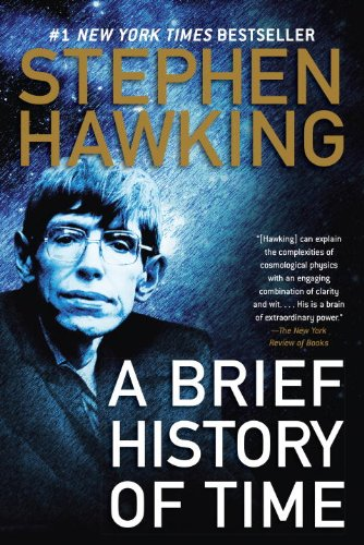 The best books on Cosmology - A Brief History of Time by Stephen Hawking