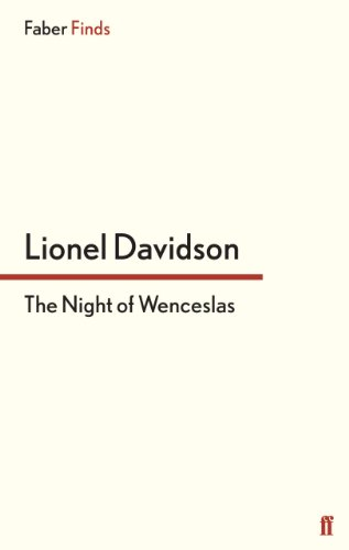 The Best Anti-Communist Thrillers - The Night of Wenceslas by Lionel Davidson