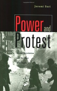 John Lewis Gaddis recommends the best books on the History of International Relations - Power and Protest by Jeremi Suri
