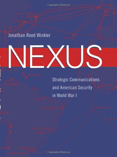 John Lewis Gaddis recommends the best books on the History of International Relations - Nexus by Jonathan Reed Winkler