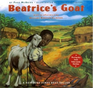 Best Economics Books for Kids - Beatrice's Goat by Page McBrier