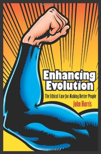 The best books on Champions - Enhancing Evolution by John Harris