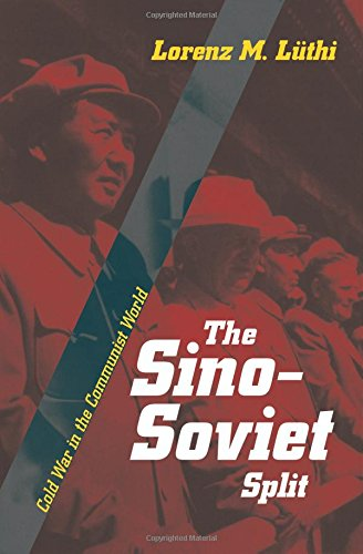 John Lewis Gaddis recommends the best books on the History of International Relations - The Sino-Soviet Split by Lorenz M Luthi