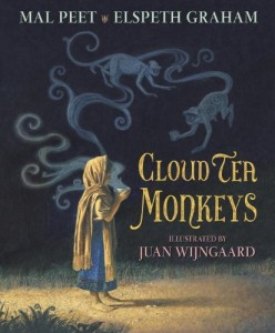 Best Economics Books for Kids - Cloud Tea Monkeys by Mal Peet and Elspeth Graham