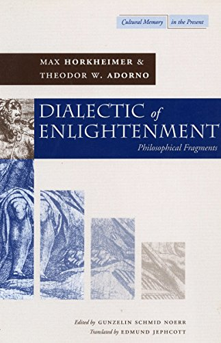 The best books on Fairy Tales - The Dialectic of Enlightenment by Max Horkheimer and Theodor W Adorno