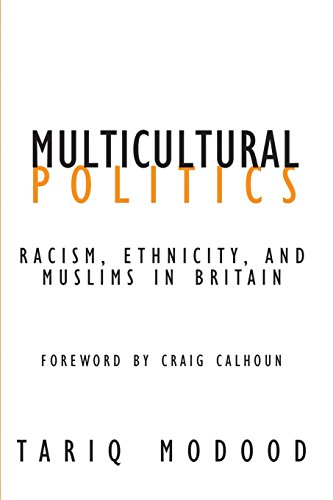 The best books on Multiculturalism - Multicultural Politics by Tariq Modood