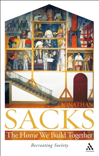 The best books on Multiculturalism - The Home We Build Together by Jonathan Sacks