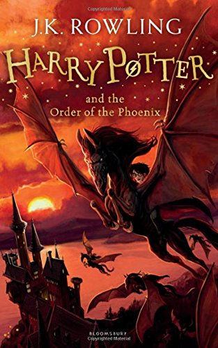 The best books on Human Rights - Harry Potter and the Order of the Phoenix by J. K. Rowling