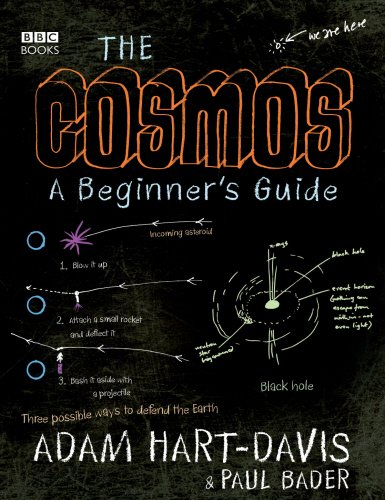 The best books on Popular Science - The Cosmos by Adam Hart-Davis
