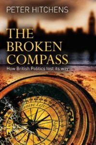 The Best Anti-Communist Thrillers - The Broken Compass by Peter Hitchens