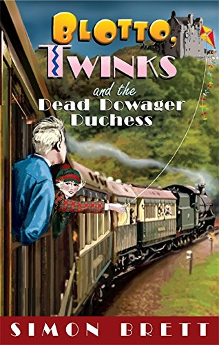 Simon Brett recommends the best Whodunnits - Blotto, Twinks and the Dead Dowager Duchess by Simon Brett