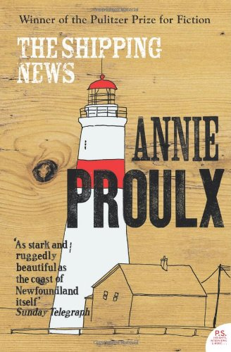 The best books on Human Dramas - The Shipping News by Annie Proulx