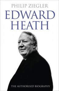 Edward Heath by Philip Ziegler