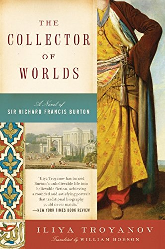 The best books on Inkblots - The Collector Of Worlds by Iliya Troyanov (Author), Will Hobson (Translator) & Will Hobson